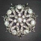 4 pc Bridal Vintage style Rhinestone Brooch pin re PI02