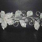 Bridal Crystal Rhinestone Flower Headdress Headpiece Hair tiara Comb RB34