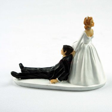 Bridal Love Romance Couple Lesbian Cake Topper Reception Gift BM17