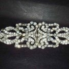 Bridal dress vintage style crystal Rhinestone Brooch pin Pi242