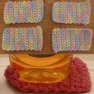 Pastel Colored Scum Savers