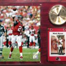 Matt Ryan Atlanta Falcons Photo Plaque clock.