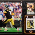 Ben Roethlisberger Pittsburgh Steelers Photo Plaque.