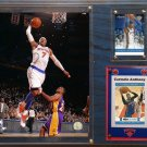 Carmelo Anthony New York Knicks Photo Plaque.