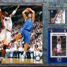 Dirk Nowitzki Dallas Mavericks Photo Plaque.