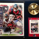 Arian Foster Houston Texans Photo Plaque clock.