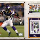 Adrian Peterson Minnesota Vikings Photo Plaque