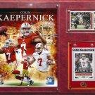 Colin Kaepernick San Francisco 49ers Photo Plaque.