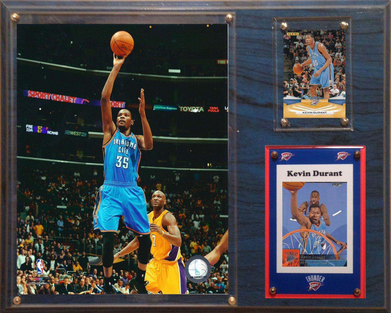 Kevin Durant Oklahoma City Thunder Photo Plaque.
