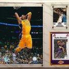 Kobe Bryant Los Angeles Lakers Photo Plaque.