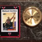 Michael Jordan Chicago Bulls clock.
