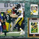 Clay Matthews Green Bay Packers Photo Plaque.