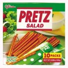 GLICO  PRETZ SALAD PARTY PACK 10PCS