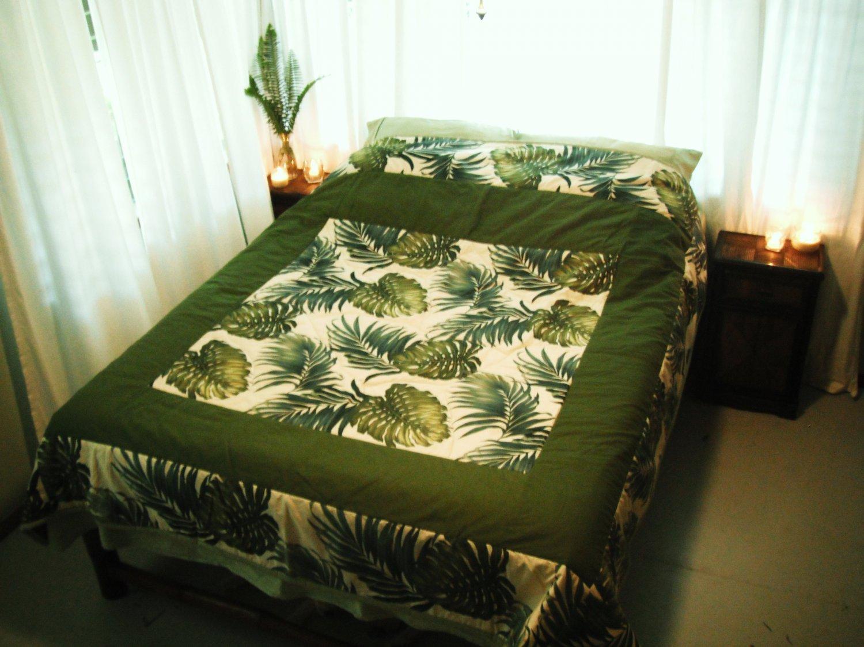 Jungle Love Quilt