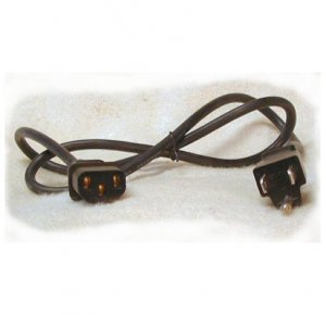 3ft 3 Prong Power Cord / Cable for Rack Gear