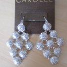 Carolee Sterling Silver Earrings