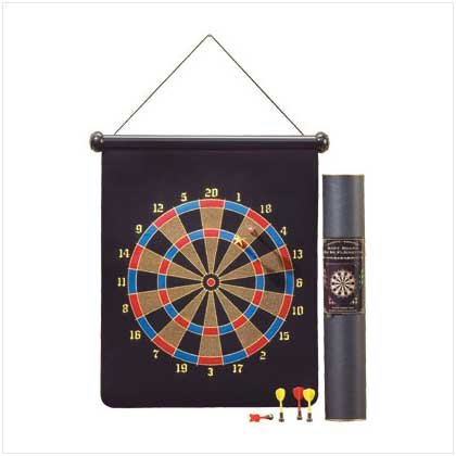 Magnetic Dartboard - 36607