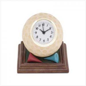 Golf Ball Clock - 37543