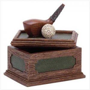 Golf Desk Box - 31566