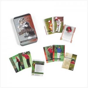 Tiger Woods Collectible Cards - 37039