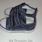 SMART STEPS Jean Sneakers ~ Size 5