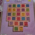 Rubber Stamp Collection A-Z Squeezebottle Alphabet