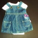 Carter's Circo 3 6 M Jean Love Dress & Top