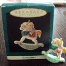 1994 Hallmark Miniature Baby's 1st Christmas