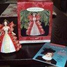 Hallmark Keepsake Ornament Holiday Barbie 1997