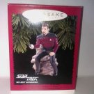 MIB Commander William Riker Hallmark Ornament