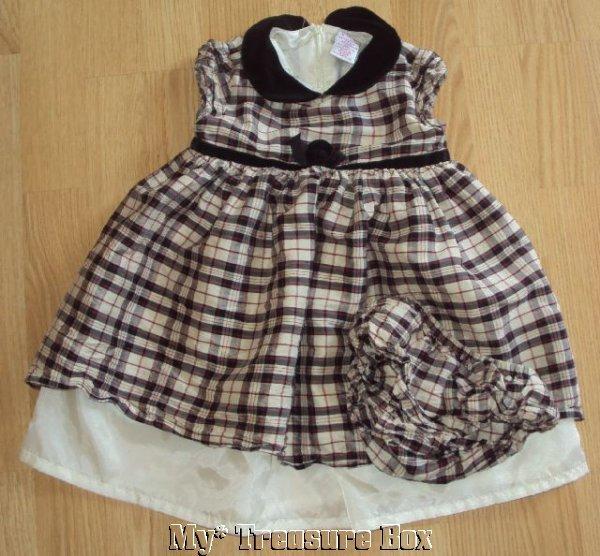 GYMBOREE 18 24 M Holiday Magic DRESS