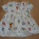 THE DISNEY STORE ~ 18 M Lightweight POOH Beach Dress
