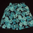 MAX GREY 6 12 M Aqua Blue Navy SWIM TRUNKS ~ EUC!!