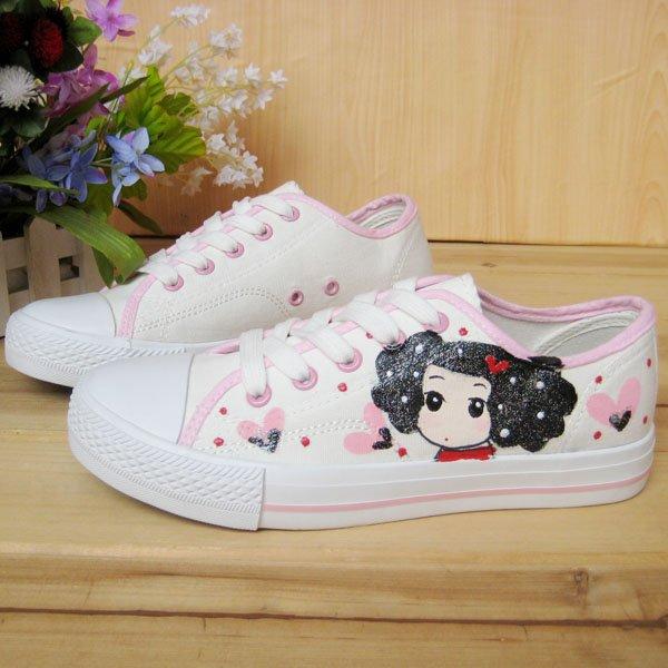 Canvas shoes Lady shoes Footwear Appreal Jean Shoes Shoes