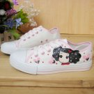 Canvas shoes Lady shoes Footwear Appreal Jean Shoes Shoes