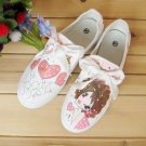 Footwear Lady shoes Canvas shoes   Appreal Jean Shoes Shoes