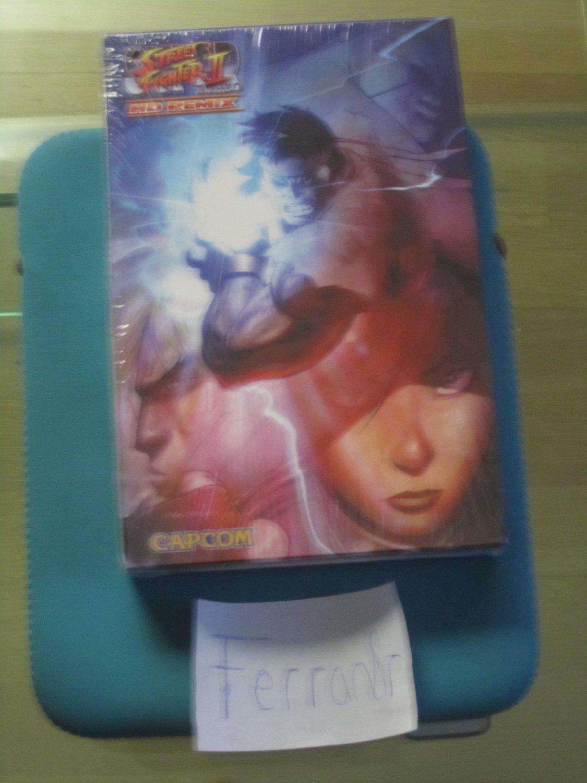 Super Street Fighter II HD Remix Press Kit