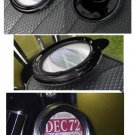 TAX DISC HOLDER - Classic Traditional Style in Austerity Black