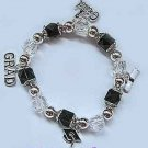 Graduation stretch charm bracelet - eg22