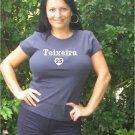 """Womens """"Mark Teixeira"""" Yankees T Shirt Jersey S-XXL"""