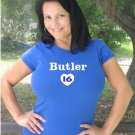 "Womens ""Billy Butler"" Royals T Shirt Jersey S-XXL"