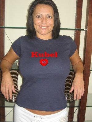 """Womens """"Jason Kubel"""" Twins T Shirt Jersey S-XXL"""