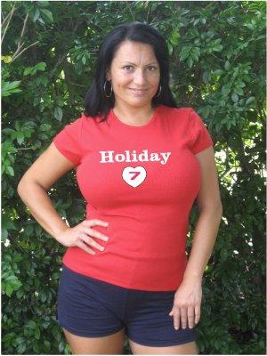 """Womens """"Matt Holiday"""" Cardinals T Shirt Jersey S-XXL"""