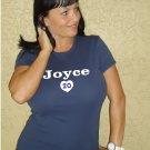 """Womens """"Matt Joyce"""" Rays T Shirt Jersey S-XXL"""