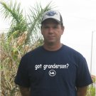 "Mens ""Got Granderson ?"" Yankees T Shirt Jersey Curtis  S-XXL"