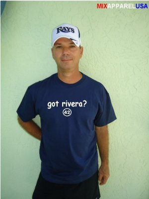 "Mens ""Got Rivera ?"" Yankees T Shirt Jersey Mariano  S-XXL"