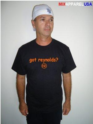 """Mens """"Got Reynolds ?"""" Orioles T Shirt Jersey Mark  S-XXL"""