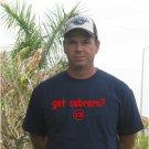 """Mens """"Got Cabrera ?"""" Indians T Shirt Jersey Asdrubal S-XXL"""