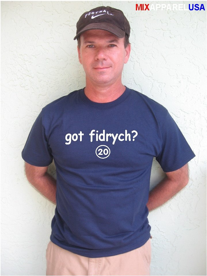 """Mens """"Got Mark Fidrych ?"""" Tigers Throwback T Shirt Jersey S-XXL"""