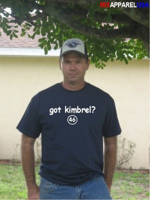 """Mens """"Got Kimbrel ?"""" Braves T Shirt Jersey Craig S-XXL"""